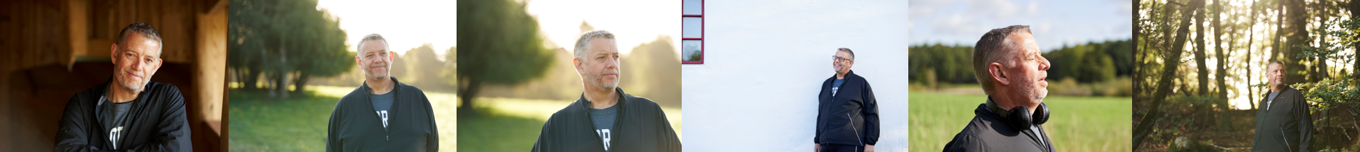 Bjarne Lynderup - vægttab og velvære